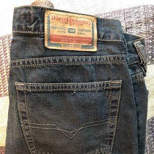 Jeans Diesel Industry